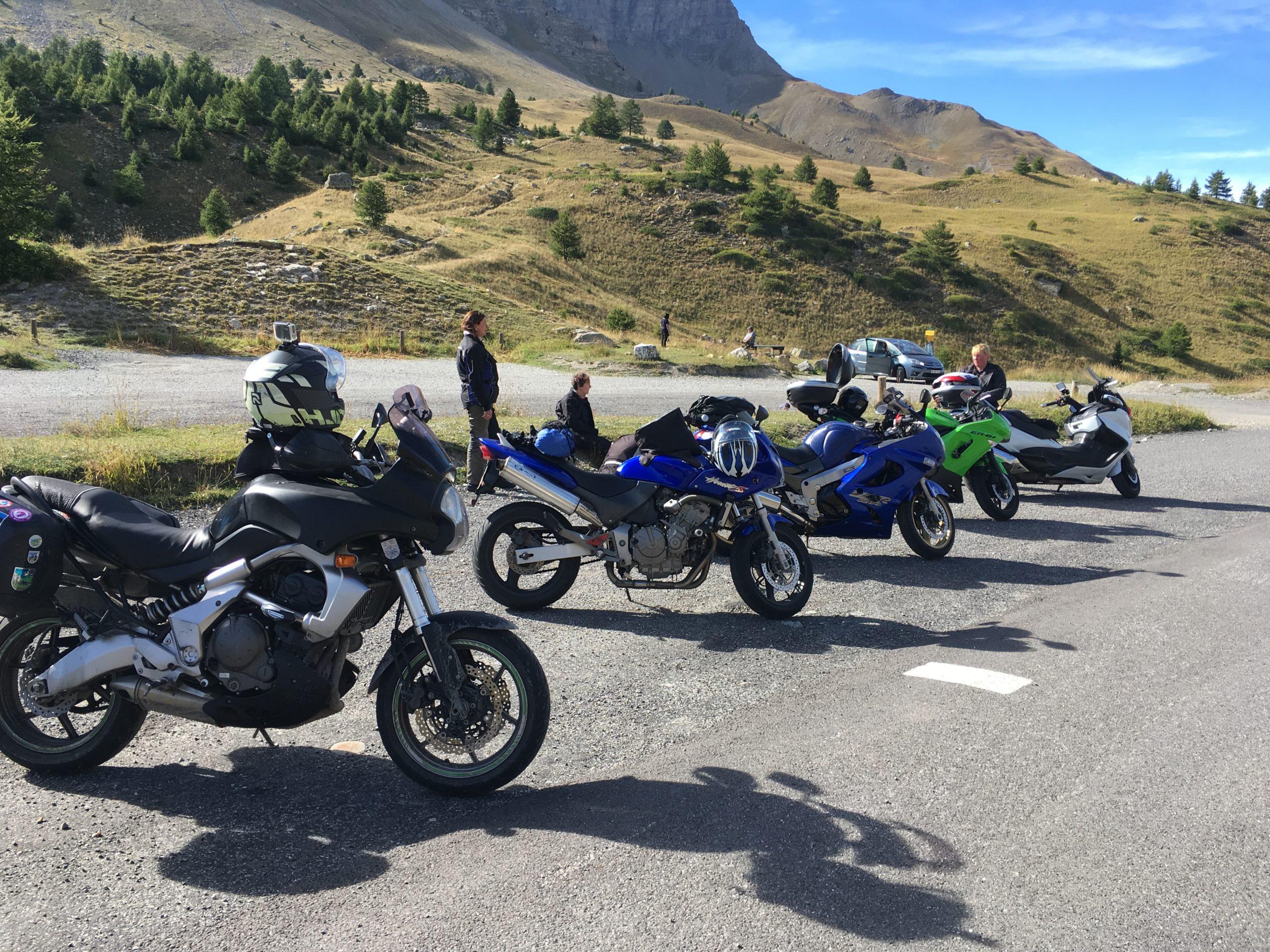 Frauen motorrad treffen